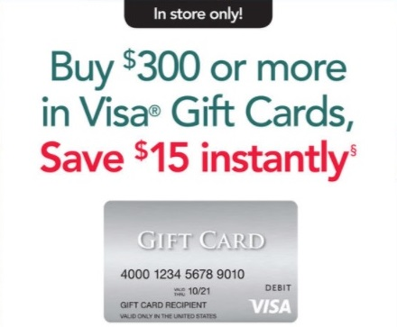 6 Easy Ways To Stack Gift Card Purchases To Save More Money - GC Galore