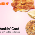 T-Mobile Tuesdays Dunkin' Donuts