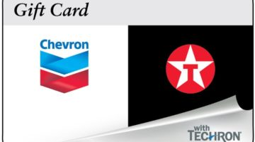 Chevron-Texaco Gift Card