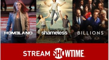 Showtime Gift Card