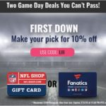 Swych NFL Shop Fanatics