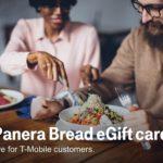 T-Mobile Tuesdays Panera eGift Card 01.29.19