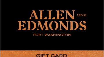 Allen Edmonds Gift Card