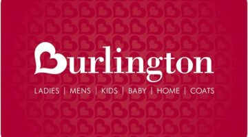 Burlington Gift Cards