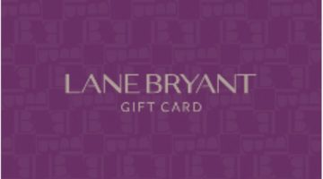 Lane Bryant Gift Cards