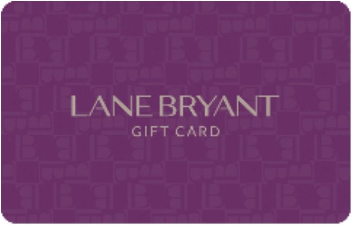 Lane Bryant Gift Cards