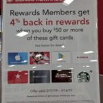 Office Depot 4% Rewards