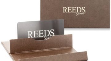 Reeds Jewelers Gift Card