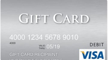 activation fee for $50 visa gift card
