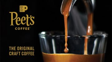 Peet's Coffee Gift Card