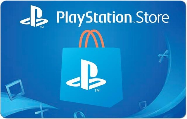 PlayStation Store Gift Card