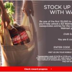 Coke Rewards $3 Walmart Gift Card