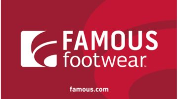 Famous Footwear Gift Card