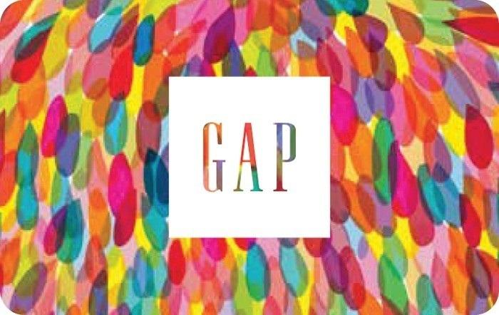 Gap Gift Card