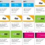 Kroger 10% Off Prepaid Phone Gift Cards