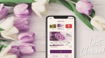 Bitmo 1-800 Flowers 10% Off Promo Code MOMSDAY10
