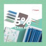Dosh Staples 5% Cashback