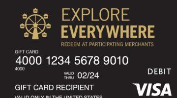 Everywhere Gift Card