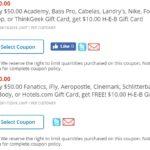H-E-B Gift Card Deal 05.15.19