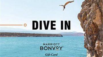 Marriott Gift Card