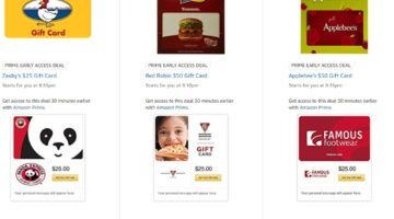 Amazon gift card discounts 06.10.19