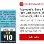 CVS Nike Uber Bass Pro Shops & more