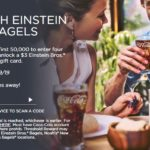 Coke Rewards Einstein Bros Bagels