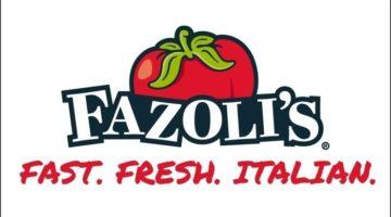 Fazoli's Gift Card