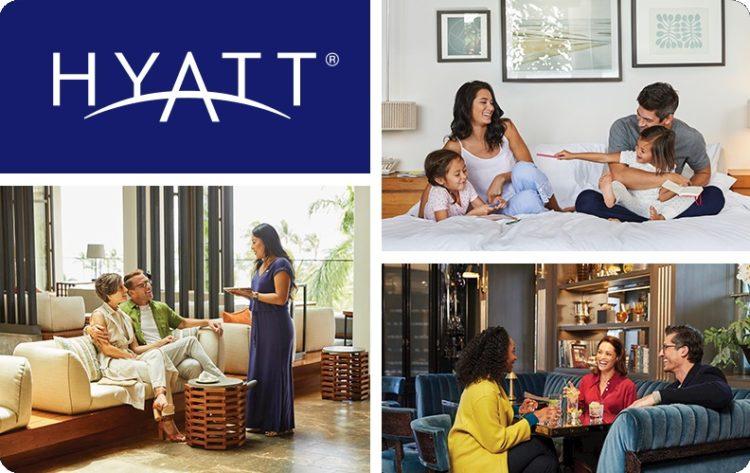 Hyatt Gift Card