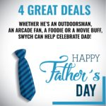 Swych Father's Day Deals