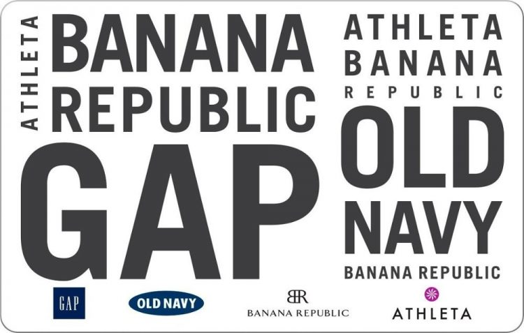 Gap Options Gift Cards