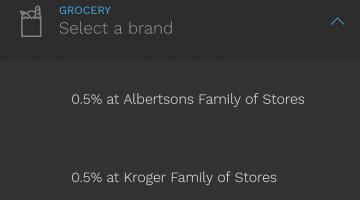 Bumped loyalties - Kroger & Albertsons