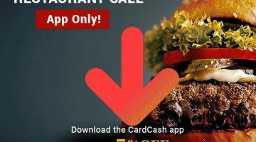 CardCash Promo Code 5OFF6