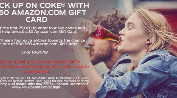 Coke Rewards Amazon