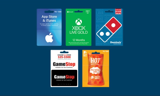 EXPIRED) ShopRite: Buy $50 Of Select Gift Cards & Save $10