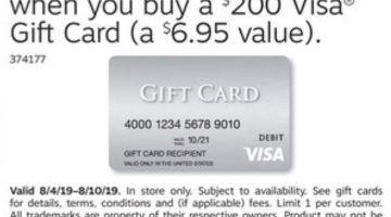 Visa Gift Cards Archives - GC Galore