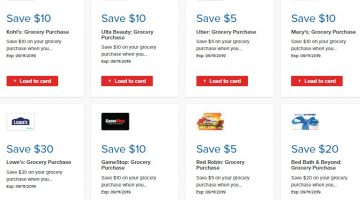 Giant Martin's Stop & Shop Digital Coupons 09.11.19