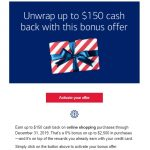 Bank of America 6% Online Shopping