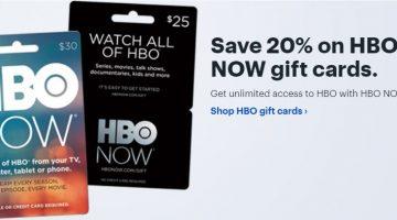 Best Buy HBO NOW