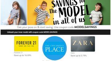 CardCash Promo Code MODELSAVINGS