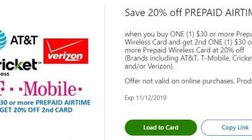 Kroger Prepaid Phone