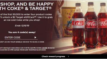 Coke Rewards Target