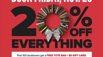 Half Price Books Black Friday 2019