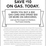 Publix Gas Gift Card 11.13.19