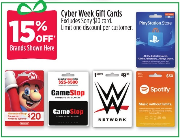 Expired Dollar General Save 15 On Select Gift Cards Gamestop
