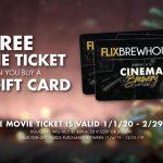 Flix Brewhouse Promo