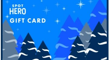 SpotHero Gift Card