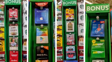 Walmart Bonus Gift Card Deals