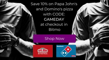 Bitmo Promo Code GAMEDAY