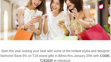 Bitmo TJX